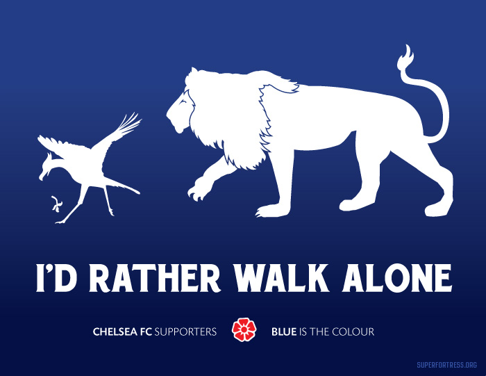 I'd Rather Walk Alone